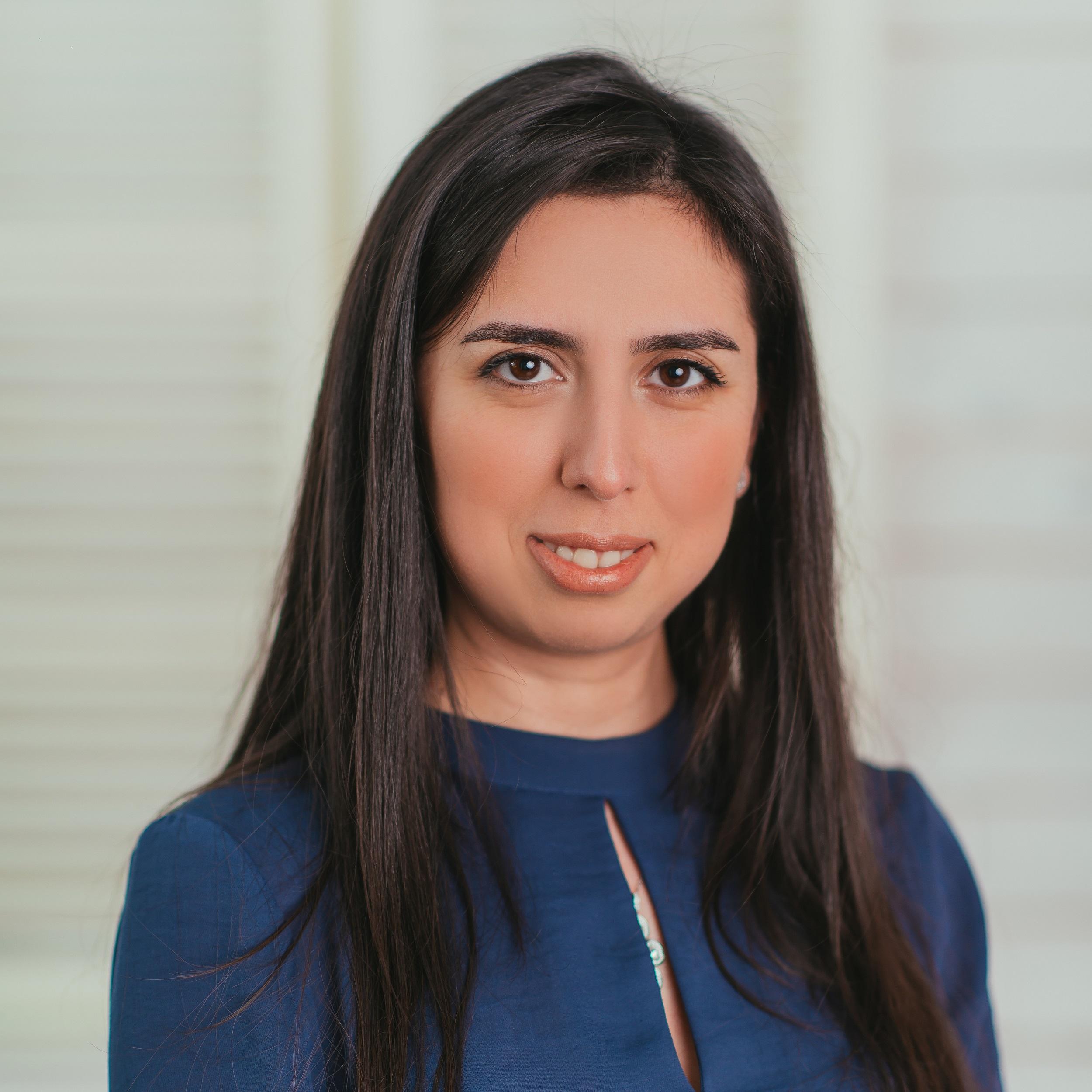 Irada Suleymanova, MBA, PMP